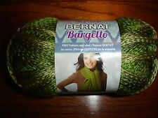 Bernat Yarn Bargello Acrylic NEW 3.5 oz 43243 Olive 1 ball green