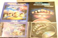 Star Trek 25th Anniversary & Star treak Next Generation A Final Unity JOB LOT PC