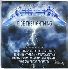 CD - Metallica - Ride The Lightning - A5659
