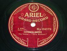 HERMAN DAREWSKI : The Valeta / Military two step - Ariel Grand Record 78rpm 188