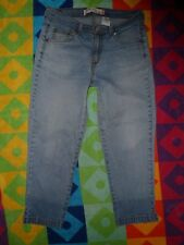 LEVIS CLASSIC SLIM CAPRI wmns 12 (30x25) Stretch Jeans Mid-Rise