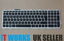 HP Envy TouchSmart 15-j Series UK Backlit Keyboard 711505-031 720244-031