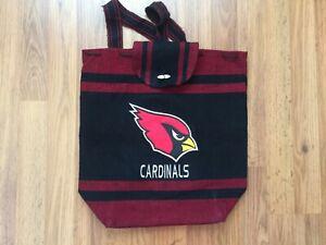 Arizona Cardinals NFL SUPER AWESOME Women's Serape Like Handbag Purse Backpack!