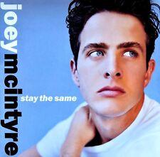 Stay the Same by Joey McIntyre (CD) LIKE NEW!