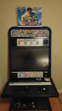 Capcom Street Fighter 2 Champion Edition Art Set for Taito Vewlix (CARD) Jamma
