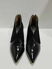 Ted Baker womens black ankle boots size 41/10-10.5 M