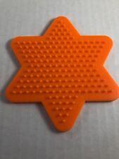 Perler Bead Pegboard Star Shape