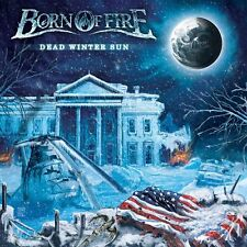 BORN OF FIRE - Dead Winter Sun (LIM.200*BLACK V.*US METAL COMEBACK*LETHAL)