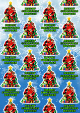 THE INCREDIBLES Personalised Christmas Gift Wrap - Disney Wrapping Paper