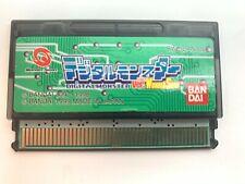 BANDAI Digital Monster Ver. Wonderswan Digimon Japan