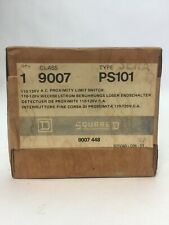 SQUARE D CLASS 9007 TYPE PS101 PROXIMITY LIMIT SWITCH 110-120VAC