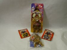 SET 4 MCDONALD'S Happy Meal toys NEW IN PACKAGE two are fast macs
