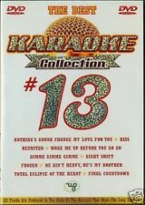 Karaoke Collection #13 The Best DVD NEW & Original Packaging D49
