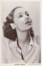 Valarie Hobson - Real Photo Post Card Picturegoer 1210