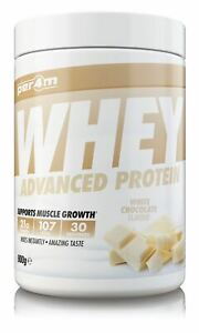 Per4m Advanced Whey Protein 900g   Free UK Delivery   22g per Serving