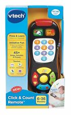 BEST NEW Remote Control Toys VTech Baby Kids Toy Kid Plays 45 Songs Sounds Music