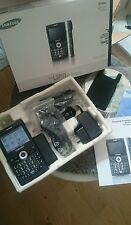 Samsung  SGH i600 - Schwarz (Ohne Simlock) Handy