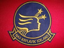 New listing Us Navy Naval Air Station Nas Keflavik Iceland Patch