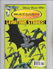 DC Comic! Batman Incorporated! Issue 1! One-Shot!