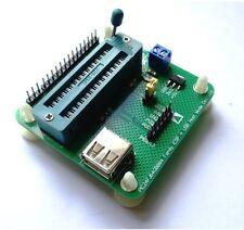 PIC24FJ64GB004 Family ICSP + USB Host mode Development board uses PICkit 3