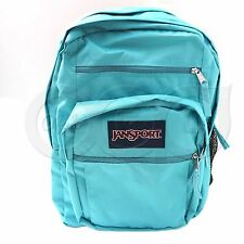 JanSport Big Student Backpack Bayside Blue | eBay