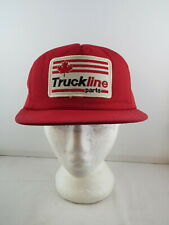 Vintage Patched Hat - Truckline Parts - Adult Snapback