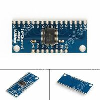 1Pcs CD74HC4067 CMOS 16 Canal Analog Digital MUX Breakout Board Para Arduino