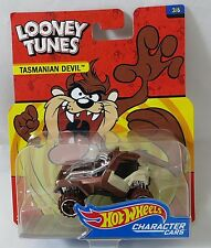 Hot Wheels Looney Tunes character Cars TASMANIAN DEVIL