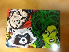 Cartes #3 Marvel 2016 panini