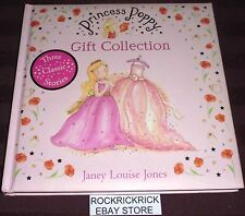 PRINCESS POPPY - GIFT COLLECTION BOOK (THREE CLASSIC STORIES) (HARD COVER) 2007