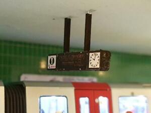 Stadt im Modell 9250 Bausatz Matrix Fahrtrichtungsanzeiger U-Bahn H0 2Stk.