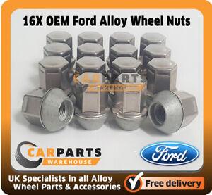 Ford Galaxy 2006-2015 Locking Wheel Nuts M14x1.5 Security Bolts 892//5