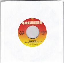 "New ListingJoel, Billy - It'S Still Rock And Roll To Me ""Jukebox"" 45 Columbia Unplayed"