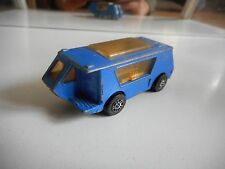 Corgi Juniors Wigwam-Van Camper in Blue