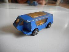 Corgi Juniors Wigwam-Van Camper in Blue