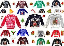 Christmas Jumpers for Girls
