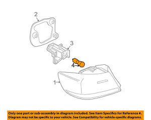 BMW OEM 08-13 128i-Turn Signal Light Bulb 63217176025