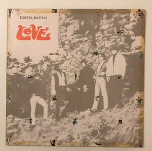 Love - Elektra Masters Vinyl Lp Comp Arthur Lee