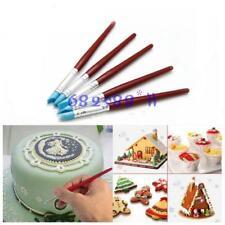 5 pcs Silicone Cake Decorating Pen Set Food Paint Icing Cupcake Sugarcraft Tools