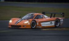2012 Coyote Corvette Le Mans Prototype Vintage Classic Race Car Photo CA-1021