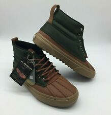 "Vans Men/Women's Shoes ""Sk8-Hi Del Pato M'' (Mte) Tortoiseshellkombugr"