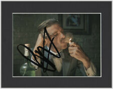 PAUL ANDERSON PEAKY BLINDERS ARTHUR ORIGINAL HAND SIGNED MOUNTED AUTOGRAPH PHOTO