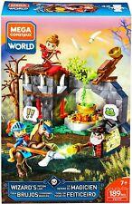 MEGA CONSTRUX WORLD WIZARD'S LE REPERE DU MAGICIEN FNY17