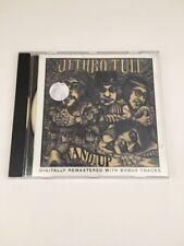Stand Up Jethro Tull CD Digitally Remastered Bonus Tracks 2001 Chrysalis Records