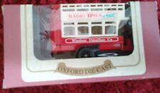 Oxford Diecast vintage modello Van LIMITED EDITION RADIO Time'S MAGAZINE Bus