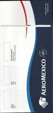 AeroMexico ticket jacket wallet blue wave [0102]