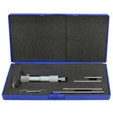 """Depth Micrometer Range 0 - 4"""" Toolmaking Milling Measuring Gage 0.001"""""""