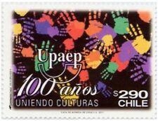Chile 2011 #2455 100 años UPAEP Uniendo Culturas MNH