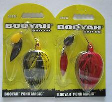 - Red Ant /& June Bug 3//16 oz BOOYAH BAIT Pond Magic 2