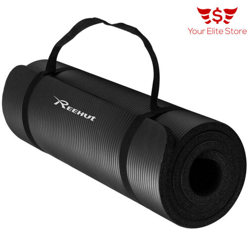Info 1 Inch Thick Exercise Mat Travelbon.us